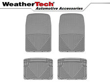 WeatherTech All-Weather Floor Mats - 2006-2011 - Buick Lucerne - Grey