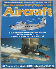 Encyclopedia of  Aircraft Issue 175 Grumman Albatross cutaway drawing
