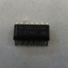 TI TL074AC IC Integrated Circuit 14Pin - Lot of 50 Pieces NEW NOS - GENUINE