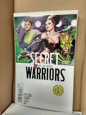 Marvel Secret Warriors #14 Wake The Beast Unread Condition