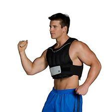 Weight Vest Adjustable Weighted Vest 20-Pound Unisex Men Women Workout Crossfit