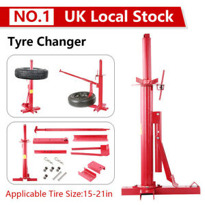 Tyre Changer Bead Breaker Tire Car ATV Motorcycle Manual Hand Machine Home Tool