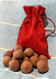 Seed Bombs x15 with Gift Bag - Save The Bees - Wildflower Seeds - Bee Bombs