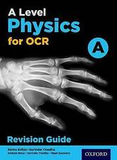 OCR A Level Physics A Revision Guide by Gurinder Chadha (Paperback, 2017)