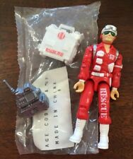 "GI Joe LIFELINE Rescue Trooper 3.75"" Action Figure Mail Away NIP 1988"