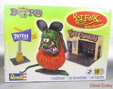 """REVELL 6732 Rat Fink avec diorama Ed """"Big Daddy"""" Roth's freakiest création"""