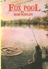 MAYLIN CARP FISHING BOOK FOX POOL ANGLING ADVENTURES hardback BARGAIN new