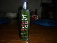 Bath & Body Works Waikiki Beach Coconut Fine Fragrance Mist-NEW