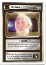 Star Trek CCG Premiere WB Unlimited Cytherians