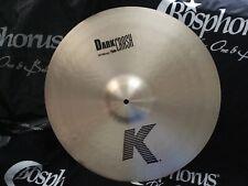"NEW 19"" Zildjian K Series Dark Thin Crash Cymbal"
