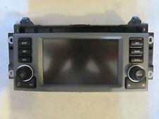 2008 Range Rover Info Navigation Display Screen Monitor 8H4210E889AB