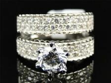 Anelli di lusso zircone argento sterling , Misura anello 7