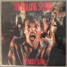 "ROLLING STONES - Too Much Blood - 12"" Single (Vinyl LP) 96902"