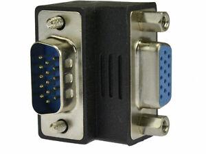 Maiangebot VGA Adapter und Winkeladapter