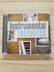 Instrumental Favorites CD Album Starvista Billy Vaughn Henry Mancini Orchestra