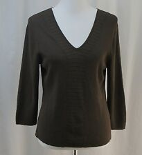 Cato, Large, Brown Knit Top, New without Tags