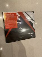 The Cult 2 CD Set Instant live 2006 tour Warehouse TX Very rare Sealed N 8
