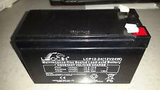 LEOCH LCP12-24 batterie 12V 24W *NEUF*