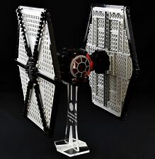 Star Wars Lego 75101 First Order Tie Fighter - custom display stand only