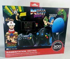 Data East Hits Gamestation Console Retro Game Plug N' Play Burgertime Bad Dudes