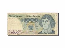 [#262991] Banknot, Polska, 1000 Zlotych, 1974-1976, 1982-06-01, KM:146c, VF(20-2