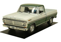 Ford F-100 1978 Pickup Mexico Rare Diecast Car Truck Scale 1:43 New With Stand