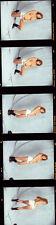 1 roll (15 negatives)  color medium format Kodak film VPS artistic nude