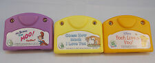 Leapfrog Little Touch Game Cartridge Lot of 3