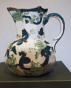 Masons Chartreuse - 16cm Hydra Jug - MIB