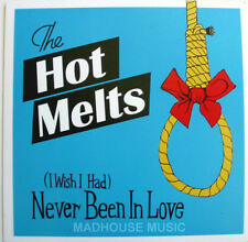 "THE HOT MELTS 7"" I Wish I Had Never Been In Love 1000 Made Mint / Unplayed"
