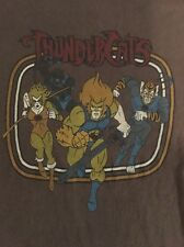 Thundercats Graphic T Shirt Tee Size Small Exc. Cond. 100% Cotton