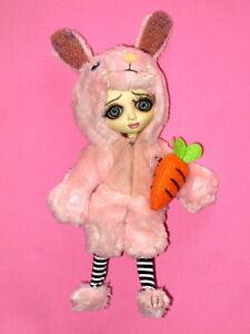 "Tonner Wilde - Sad Sally 7"" Resin BJD Doll - Bunny Rabbit"