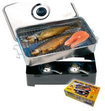Behr Tisch Räucherofen Tischräucherofen Räucheröfen Grillofen Fisch Räucher Ofen