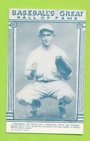 1977 TCMA Baseball's Great Hall of Fame Exhibit Postcard - Mickey Cochrane