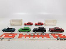 CN313-0, 5 #6x Rietze H0 / 1:87 Car Audi: Coupe S2+100+Cabriolet+A4 + V8, VG