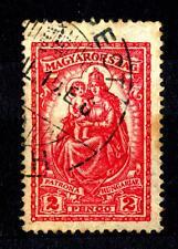 HUNGARY - UNGHERIA - 1926 - Vergine con il Bambino Gesù
