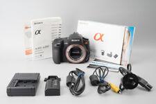 Sony Alpha a300 10.2 MP Digital SLR DSLR Camera Body Only, Black