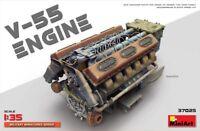 V-55 Set Motore MIN37025 Miniart 1:3 5 Scala