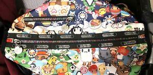 LeSportsac Tokidoki Vacanze Winter Print Cucciolo Messenger Bag