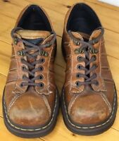 Dr Doc Martens Mens Size 10 Oxfords Shoes 11306 Brown