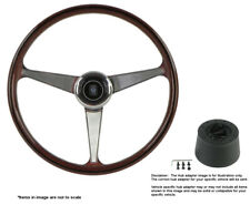 Nardi Anni 60 380mm Steering Wheel + Hub for Saab 95 - 96 5012.39.3000 + .4302