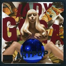 Lady Gaga - Artpop [New CD] Argentina - Import