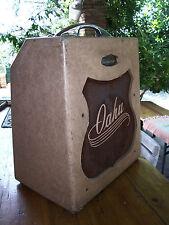 SUPRO amplificatore x chitarra/harmonica OAHU/VALCO 1947 a valvole FUNZIONANTE !