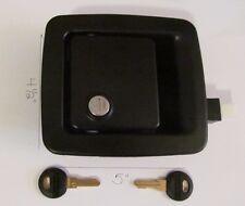 TriMark RV Motorhome Compartment Storage Baggage Latch Lock 2 Keys TM500 Plunger