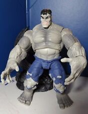 Marvel Legends ** GREY HULK ** Fin Fang Foom BAF Loose Complete NM/M