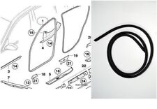 BMW 3 Series E90 E91 Front Door Edge Protection Rubber Gasket Seal Genuine New