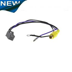 AFTERMARKET CAMERA ADAPTER FOR PEUGEOT 4008 2014+ ADD CAMERA TO FACTORY STEREO