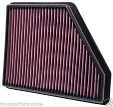 Kn air filter (33-2434) Filtración de reemplazo de alto caudal