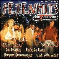 Fetenhits - Die Deutsche von Various | CD | Zustand gut