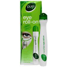 Pure Cucumber Caffeine Eye Roll On Dark Circles Undereyes Bags Tired Skin Soothe
